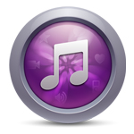 Az iTunes 10 ikonjának egyik alternatívája a Dribbble oldalán